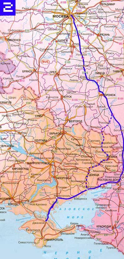 Карта-схема: Карта-схема по